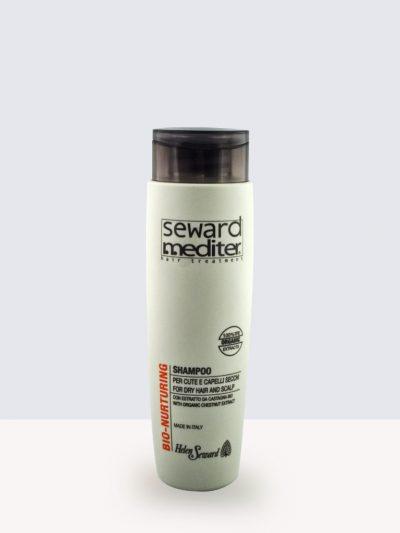 BIO-NURTURING SHAMPOO 250мл.- Био-почистващ шампоан за суха коса и скалп