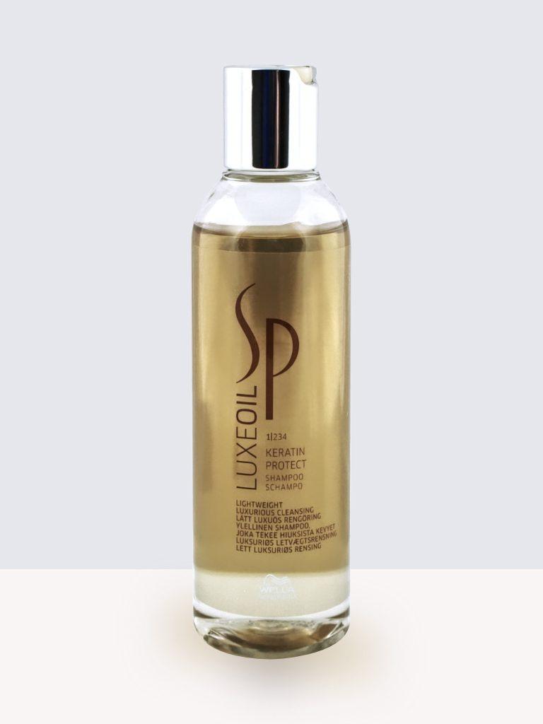 Wella SP Luxe Oil Keratin Protect Shampoo-Шампоан с кератинова защита