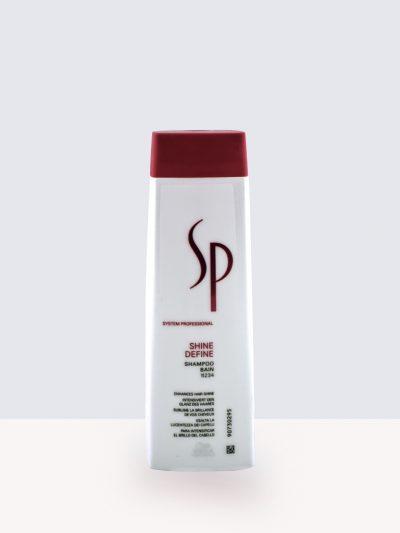 Wella SP Shine Define Shampoo-Шампоан за блясък в косите