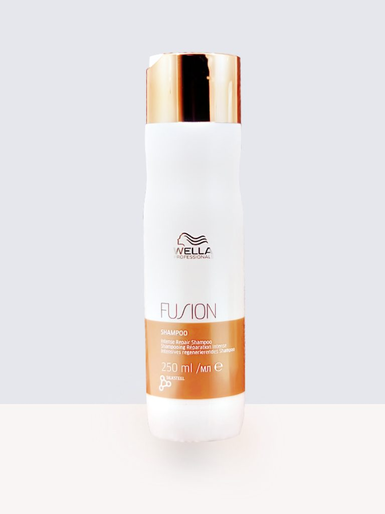 Wella Fusion Intense Repair Shampoo 250ml.- Интензивен шампоан за изтощена коса