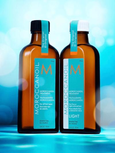 Терапии за коса от Moroccanoil