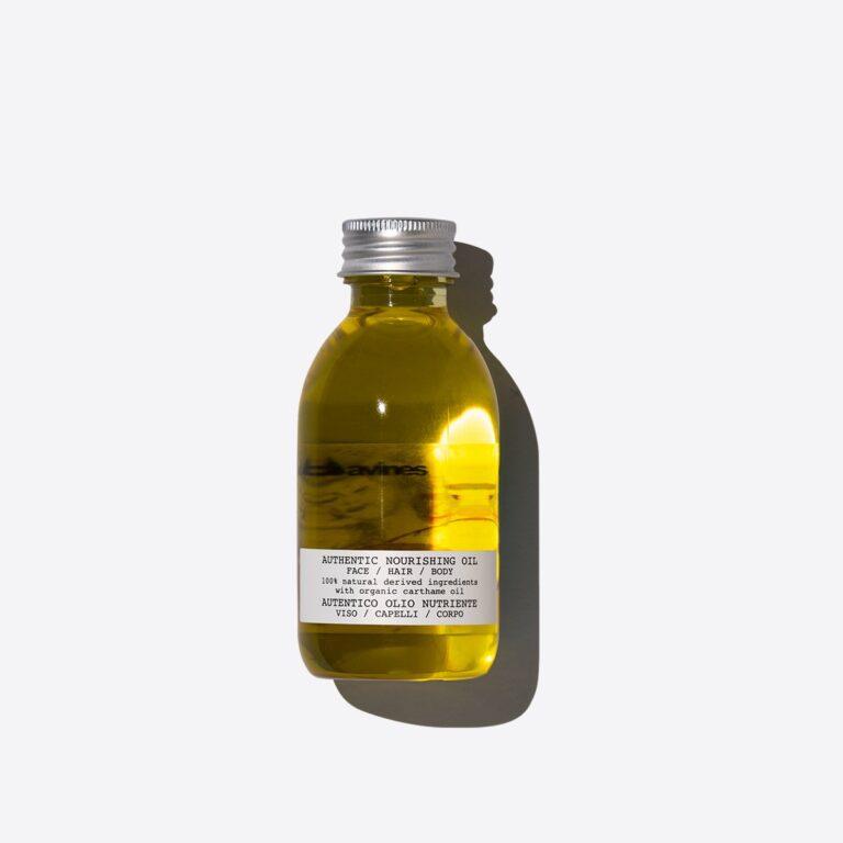 Davines Аuthentic Nourishing Oil 140ml.- Подхранващо масло за коса и тяло