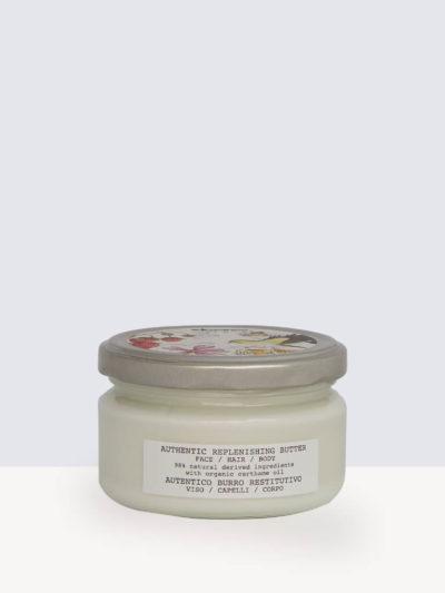 Davines Authentic Replenishing Butter 250ml. – Подхранващо масло за лице, коса и тяло