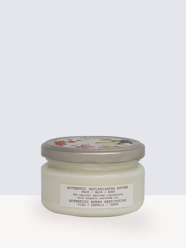 Davines Authentic Replenishing Butter 250ml. - Подхранващо масло за лице, коса и тяло