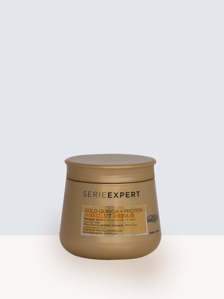 L'oreal Serie Expert Absolut Repair Golden Masque 250ml. - Ултра подхранваща маска