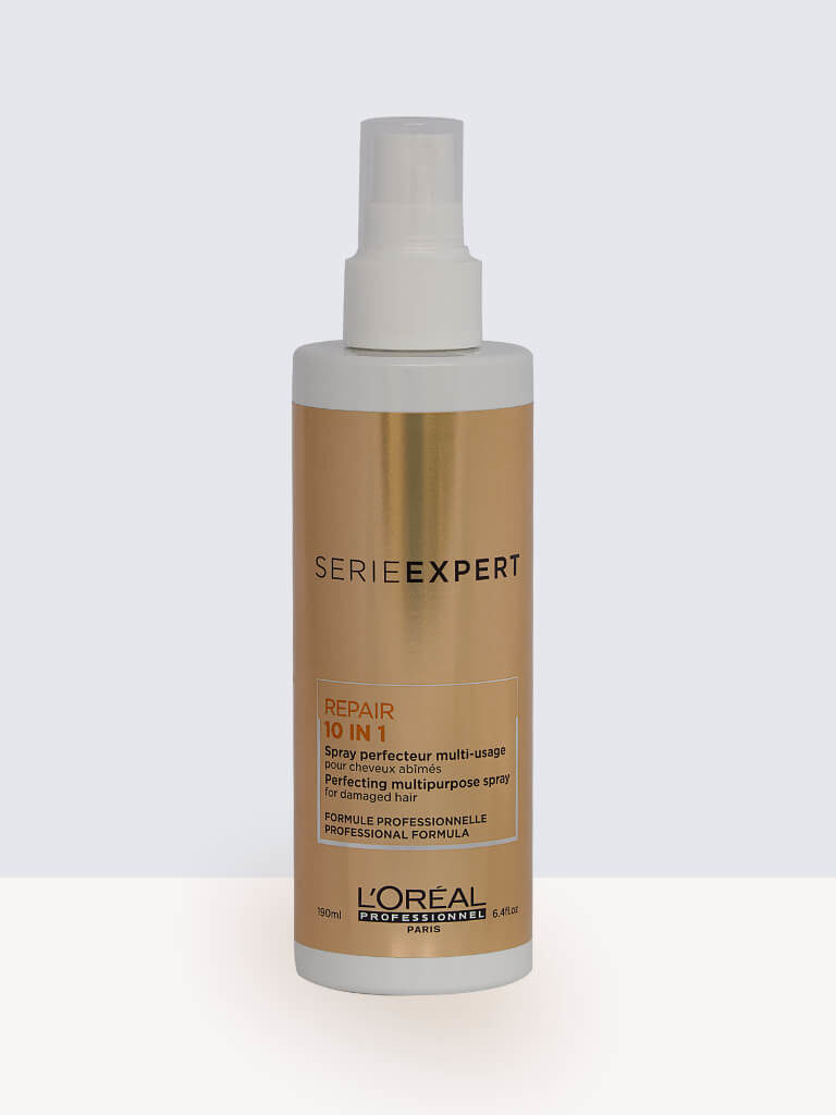 L'Oréal Professionnel Serie Expert 10 in 1 Perfecting Spray 190ml. - За много изтощена коса