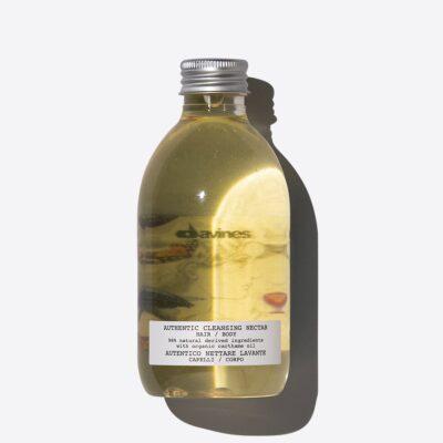 Аuthentic Cleansing Nectar Davines 280ml. – Хидратиращ и Почистващ нектар за коса и тяло