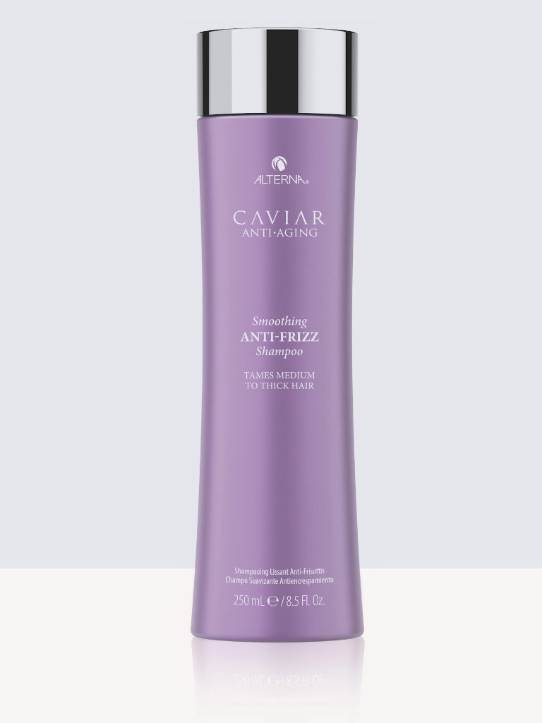 Изглаждащ шампоан за плътна коса Alterna Caviar Anti-Frizz Shampoo