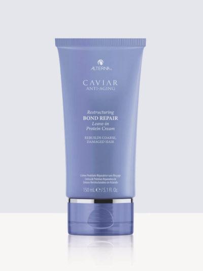 Реструктуриращ протеинов крем за увредена коса 150мл. Alterna Caviar Bond Repair Protein Cream