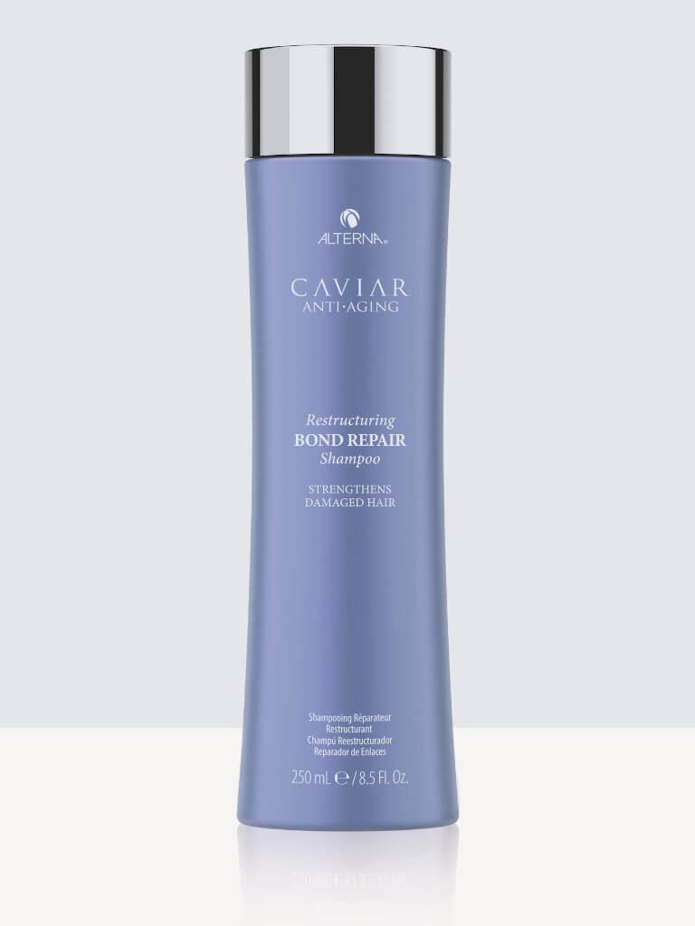 Реструктуриращ шампоан за увредена коса Alterna Caviar Bond Repair Shampoo