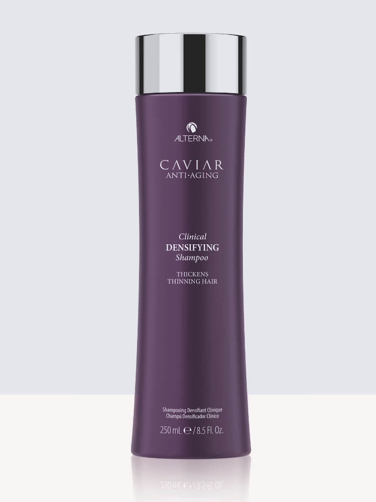 Уплътняващ шампоан за изтъняла коса Alterna Caviar Anti-Aging® Clinical Densifying Shampoo