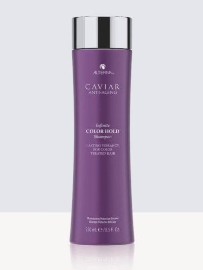 Комплект хидратиращ шампоан и балсам за запазване на цвета Alterna Caviar Anti-Aging® Infinite Color Hold Shampoo