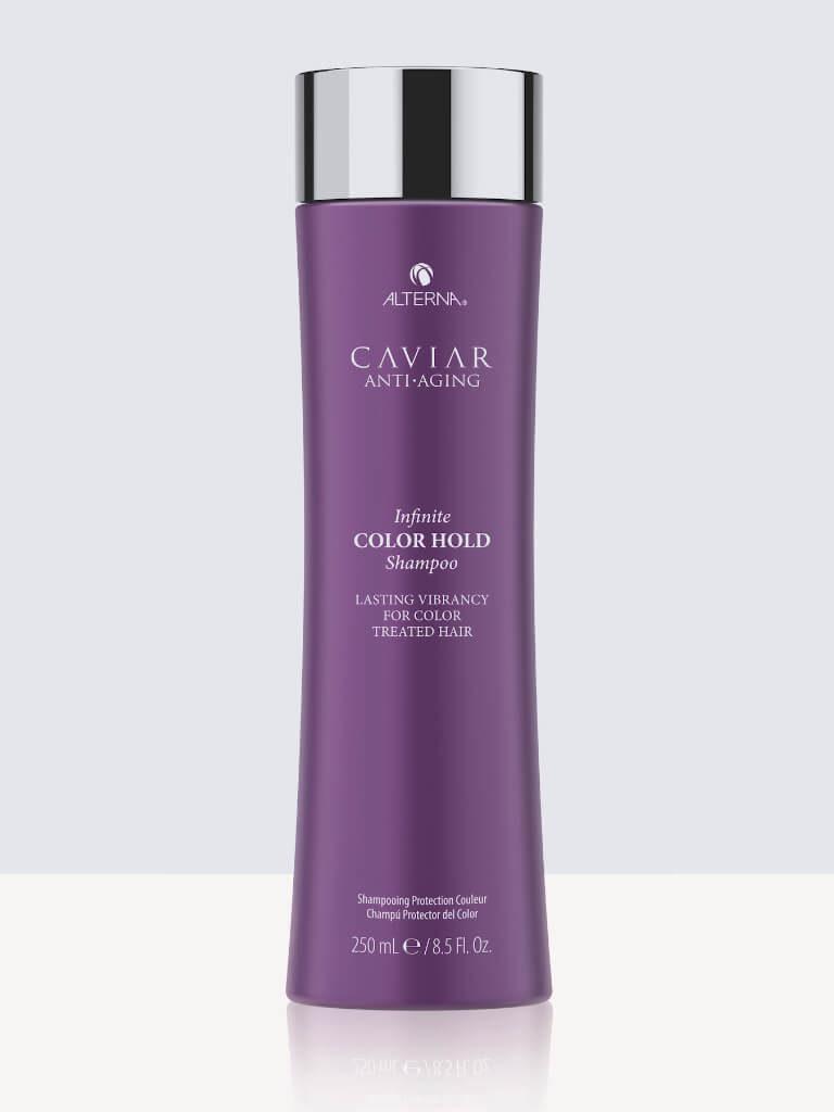 Хидратиращ шампоан за запазване на цвета Alterna Caviar Anti-Aging® Infinite Color Hold Shampoo