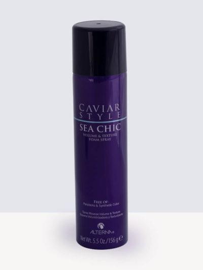 Спрей-пяна за обем с морска сол 160мл. Alterna Haircare Caviar Style Sea Chic Volume and Texture Foam Spray