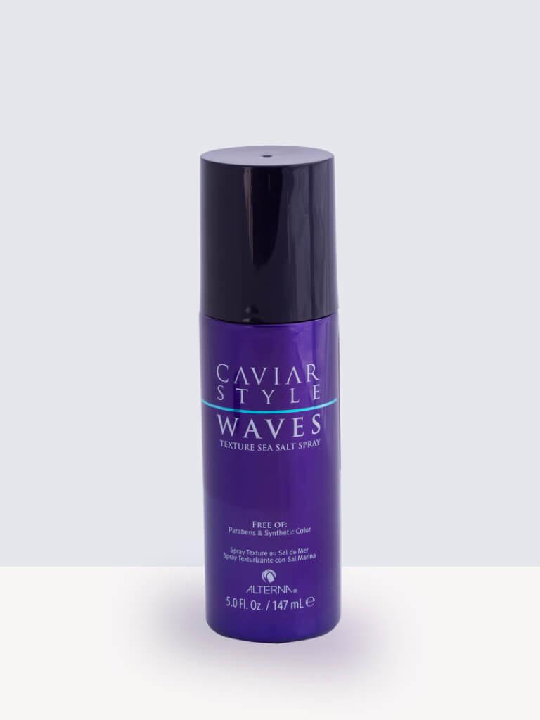 Стилизиращ спрей с плажен ефект 147мл.  Alterna Haircare Caviar Style Waves Texture Sea Salt Spray
