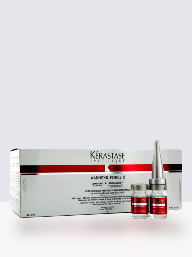 Комплект Bain Prevention – шампоан против косопад + Cure Anti-Chute Intensive 42x6ml- Ампули против коcопад