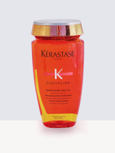 Kérastase Discipline Bain Oleo Relax 250ml  - Изглаждащ шампоан за буйна и плътна коса