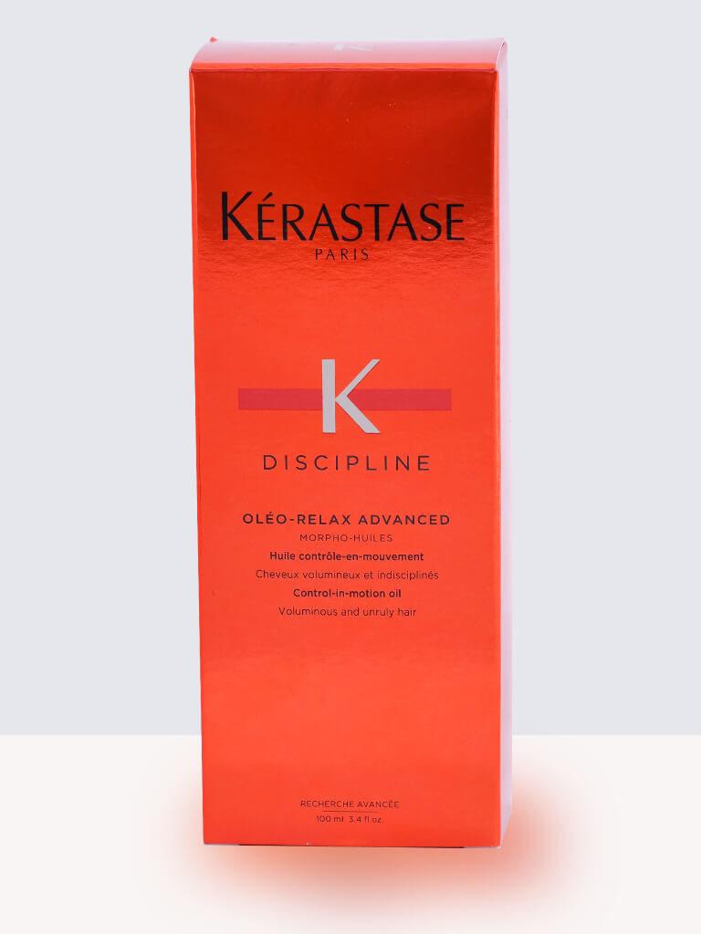 Kérastase Discipline Oleo Relax Advanced 100ml  – Текстуриращ серум за изглаждане на буйна и плътна коса