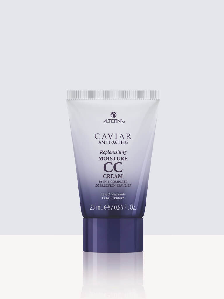 Хидратиращ CC-крем за коса Alterna Caviar Anti-Aging Replenishing Moisture CC Cream