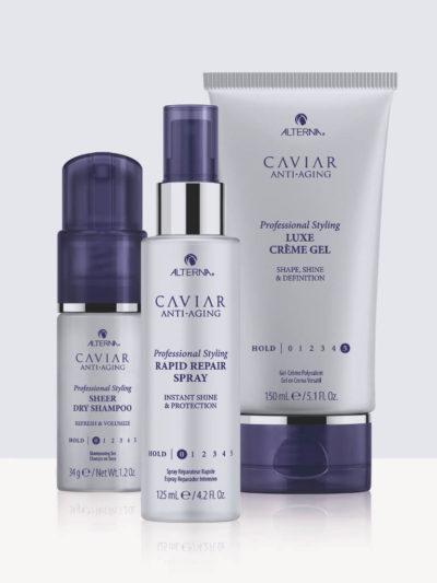 Alterna Caviar Styling - Стилизиращи продукти