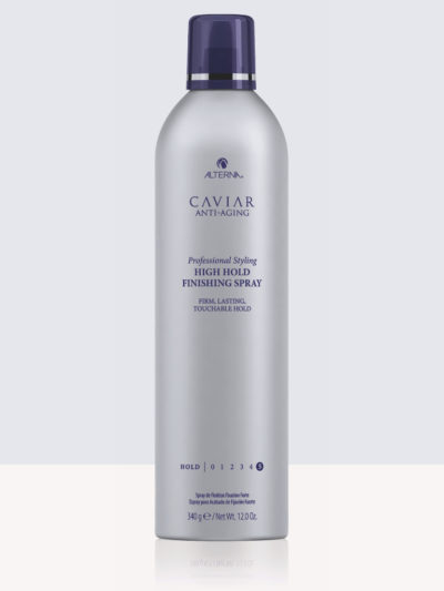 Спрей със силна фиксация Alterna Caviar Anti-Aging Professional Styling High Hold Finishing Spray