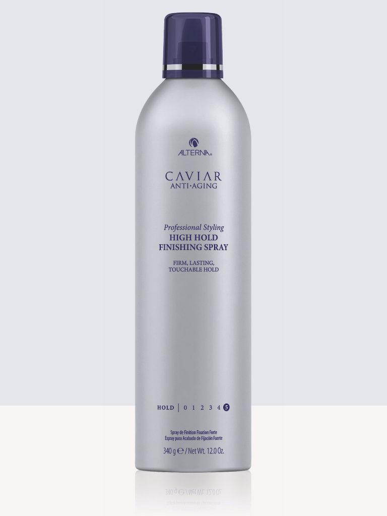 Спрей със силна фиксация Alterna Caviar Anti-Aging Professional Styling High Hold Finishing Spray