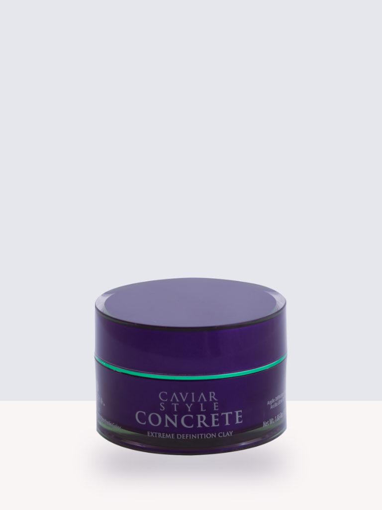 Оформяща глина със силна фиксация Alterna Caviar  Style Concrete Extreme Definition Clay