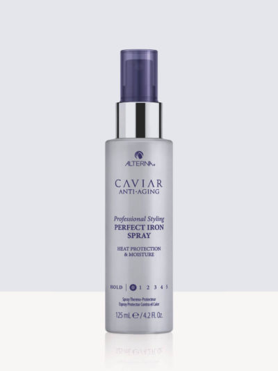 Термоактивиращ се спрей за коса 125мл. Alterna Caviar Anti-Aging Professional Styling Perfect Iron Spray