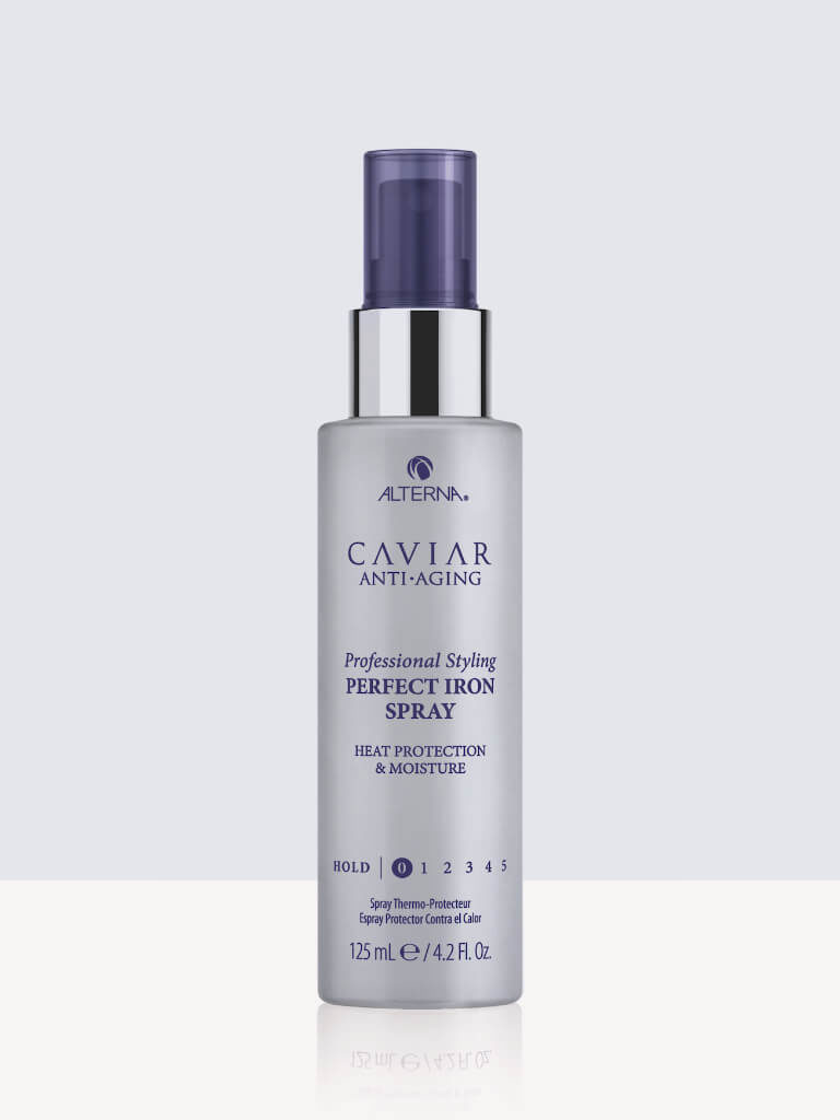 Термоактивиращ се спрей за коса 125мл. Alterna Caviar Anti-Aging Professional Styling Perfect Iron Spray