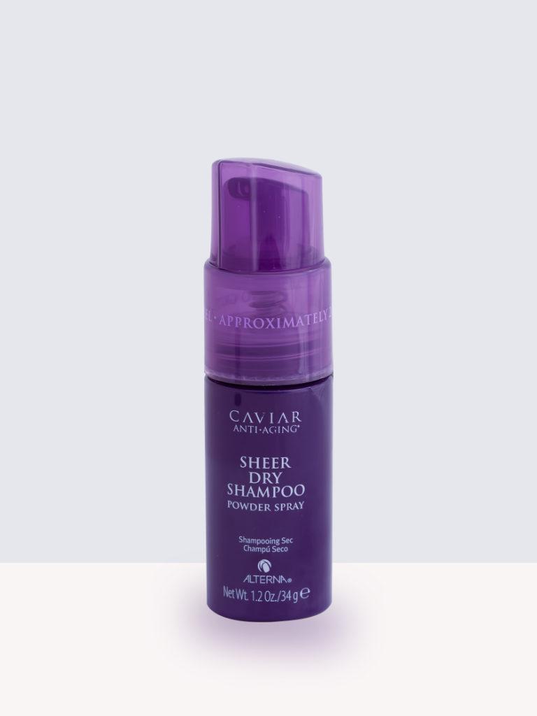 Лек прахообразен сух шампоан Alterna Caviar Style Sheer Dry Shampoo