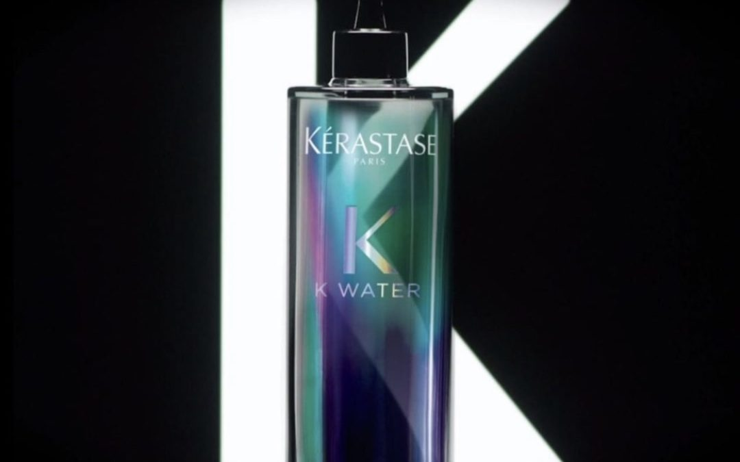 K Water – Осмели се да блестиш/ Tерапия на Kérastase