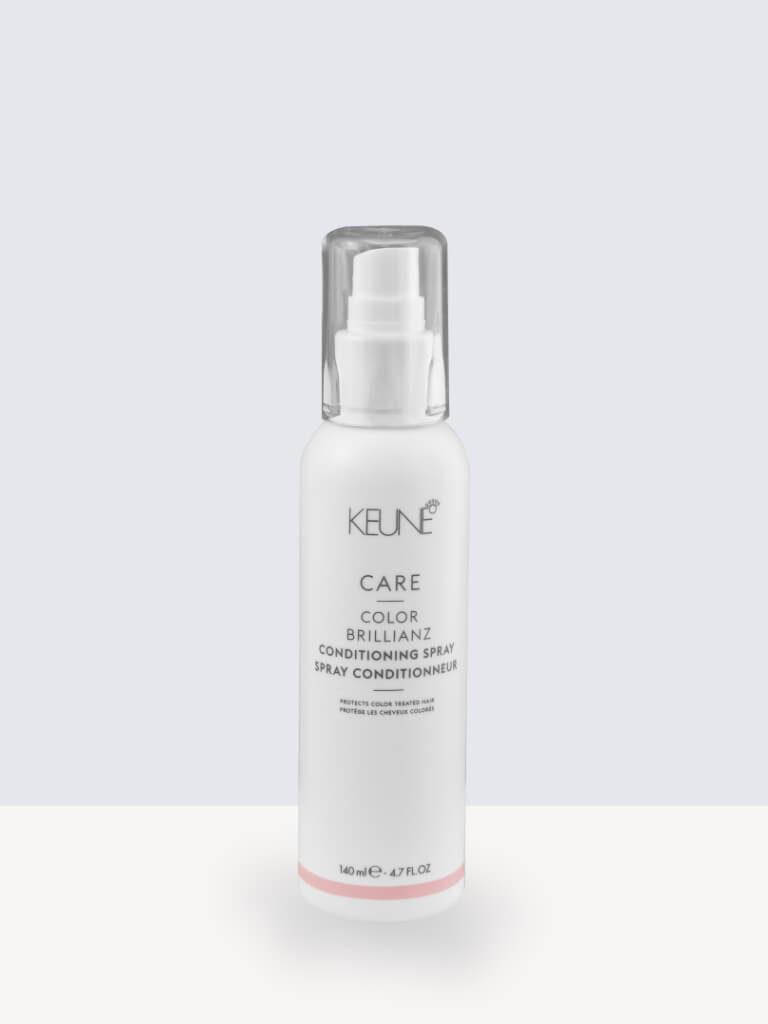 Омекотяваща терапия за боядисана коса Keune Care Color Brillianz Conditioning Spray