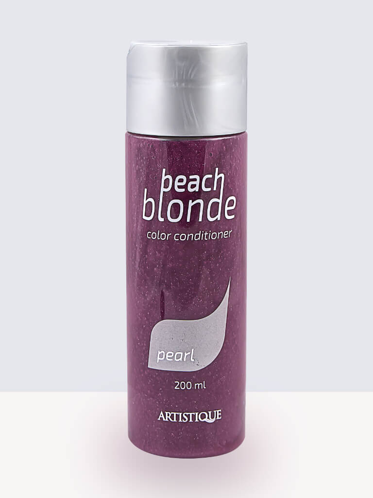 Artistique-Beach-Blonde-Color-Conditioner-Pearl. Оцветяващ балсам за коса.
