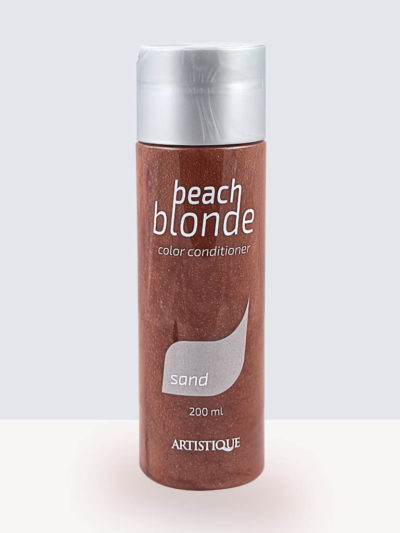 Artistique-Beach-Blonde-Color-Conditioner-Sand. Оцветяващ балсам за коса.
