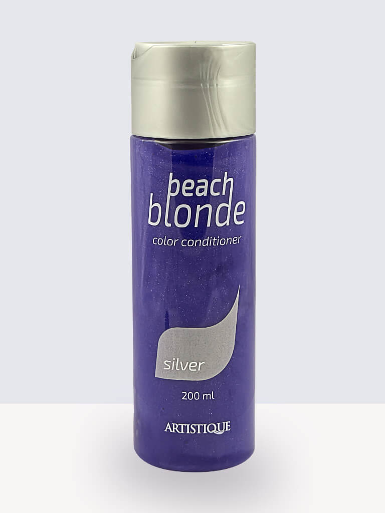 Artistique-Beach-Blonde-Color-Conditioner-Silver. Оцветяващ балсам за коса.