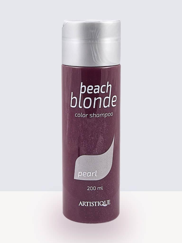 Artistique-Beach-Blonde-Color-Shampoo-Pearl. Оцветяващ шампоан за коса.а