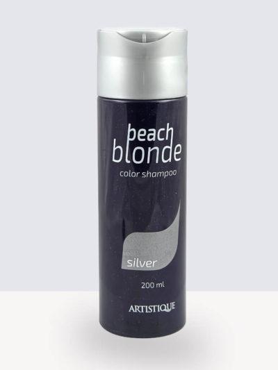 Artistique-Beach-Blonde-Color-Shampoo-Silver. Оцветяващ шампоан за коса.