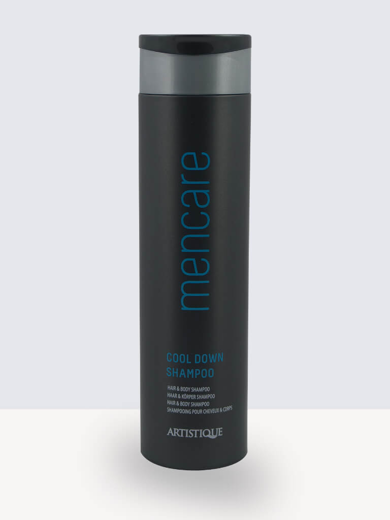 Artistique-Men-Care-Coll-Down-Shampoo. Шампоан за мъже 2 в 1.
