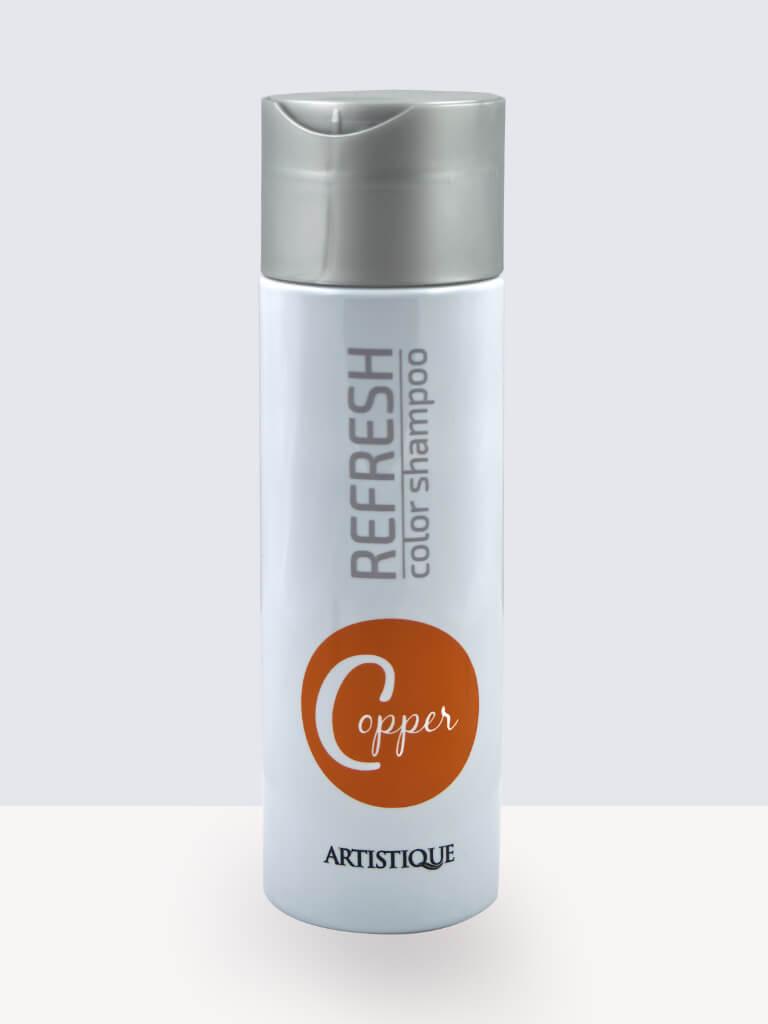 Artistique-Refresh-Color-Shampoo-Copper 200ml. Оцветяващ шампоан за коса.