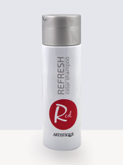 Artistique-Refresh-Color-Shampoo-Red 200ml. Оцветяващ шампоан за коса.