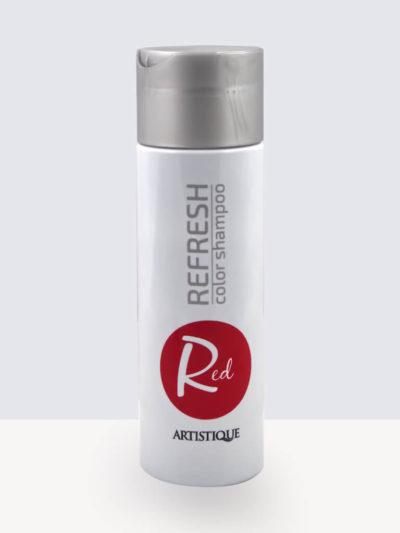 Artistique-Refresh-Color-Shampoo-Red 200ml. Оцветяващ шампоан за коса.