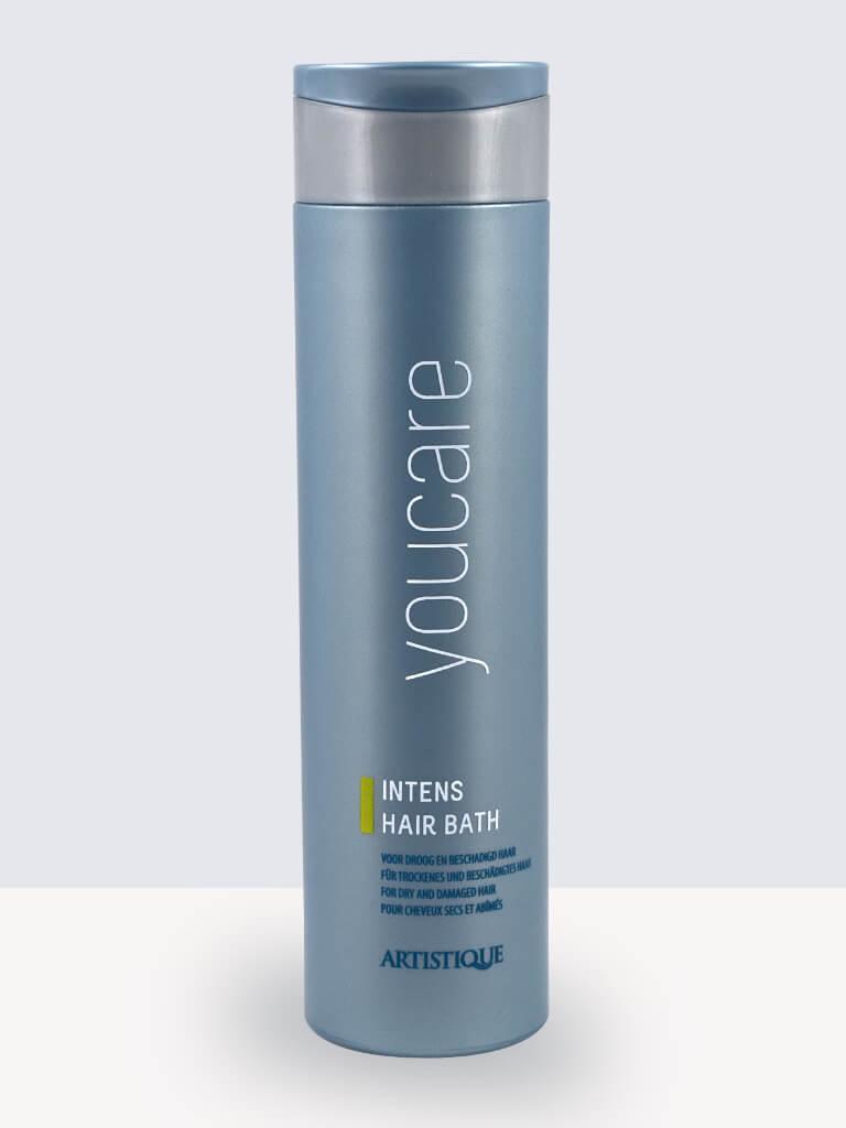 Artistique-You Care Intens Hair Bath 250ml. Шампоан за суха увредена коса.