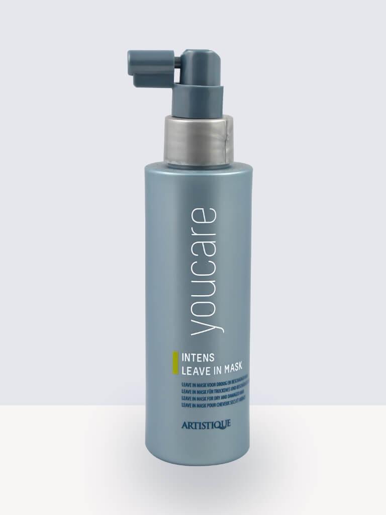 Artistique-You Care Intens Leav in Mask 125ml. Хидратираща интензивна маска за суха коса.