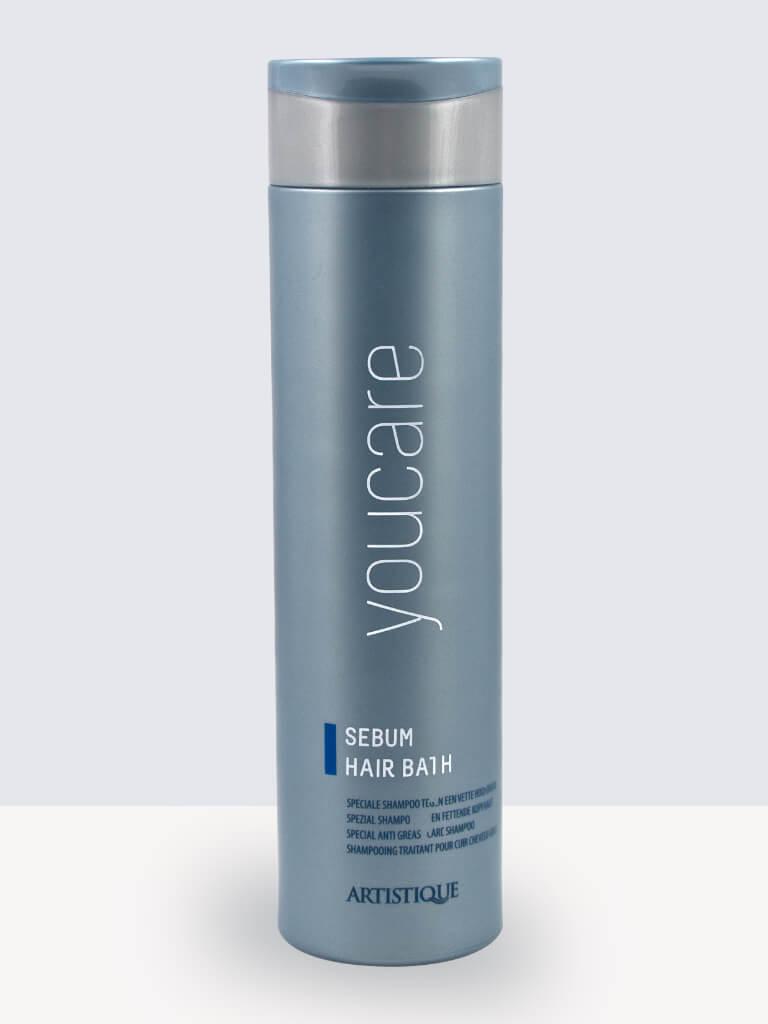 Artistique-You Care Sebum Hair Bath 250ml. Шампоан за мазен скалп.