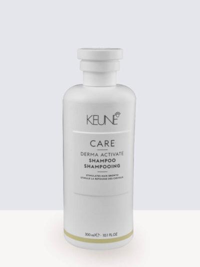 Стимулиращ шампоан против косопад 300мл. Keune Care Derma Activate Shampoo