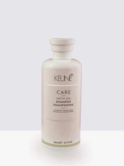 Шампоан за сатенен блясък 300мл. Keune Care Satin Oil Shampoo