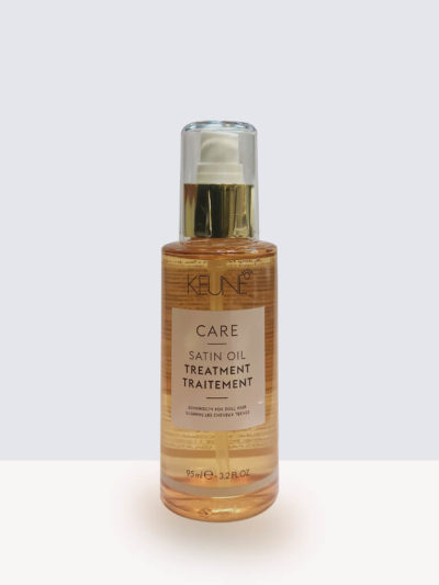 Хидратираща терапия за блясък Keune Care Satin Oil Treatment 95ml