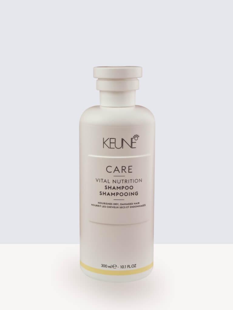 Силно подхранващ шампоан 300мл. Keune Care Vital Nutrition Shampoo