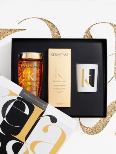 Коледен комплект Kérastase Elixir Ultime