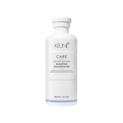 Матиращ шампоан с лилав пигмент 300мл. Keune Care Silver Savior Shampoo